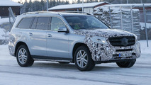 Mercedes-Benz GLS reportedly going on sale in December, deliveries start a month later