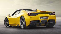Ferrari 458 Speciale Aperta