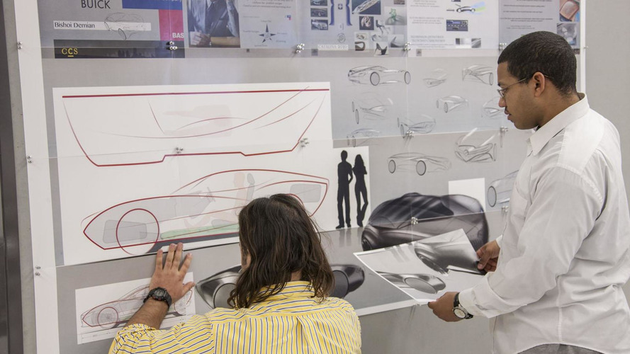 College students envision the Buick models of 2030 [video]