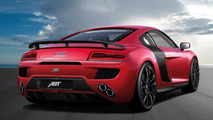 Audi R8 V10 upgraded by ABT