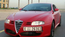 First Autodelta Alfa GT Super Evo in Dubai