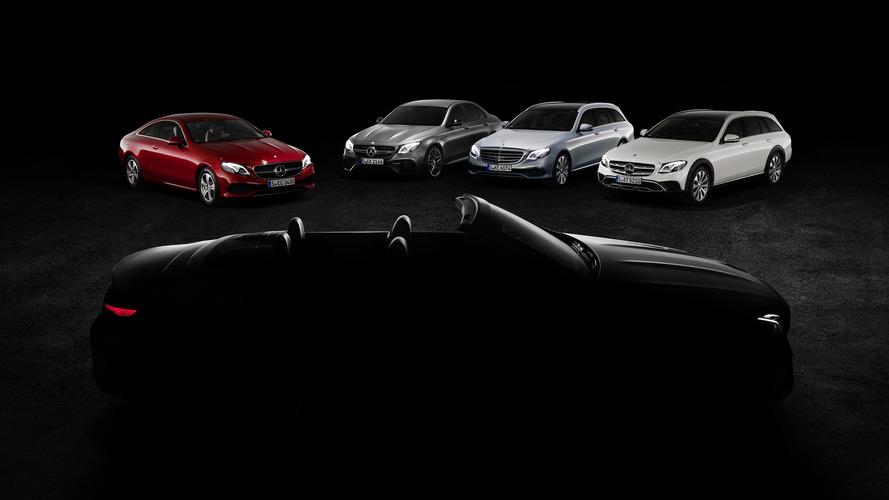 Mercedes - Un concept AMG et la Classe E Cabriolet attendus à Genève