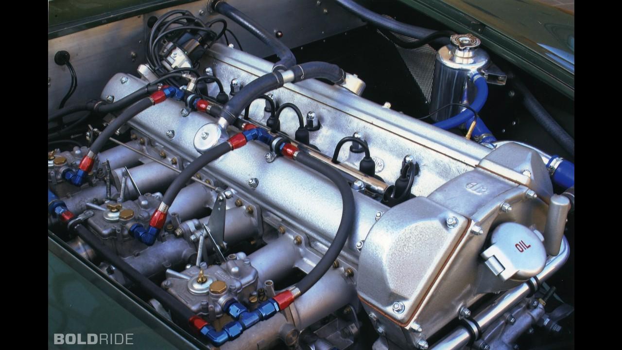 Aston Martin DB4 Race Car