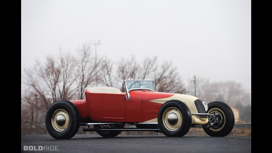 Ford Model T Track Roadster Mackenzie