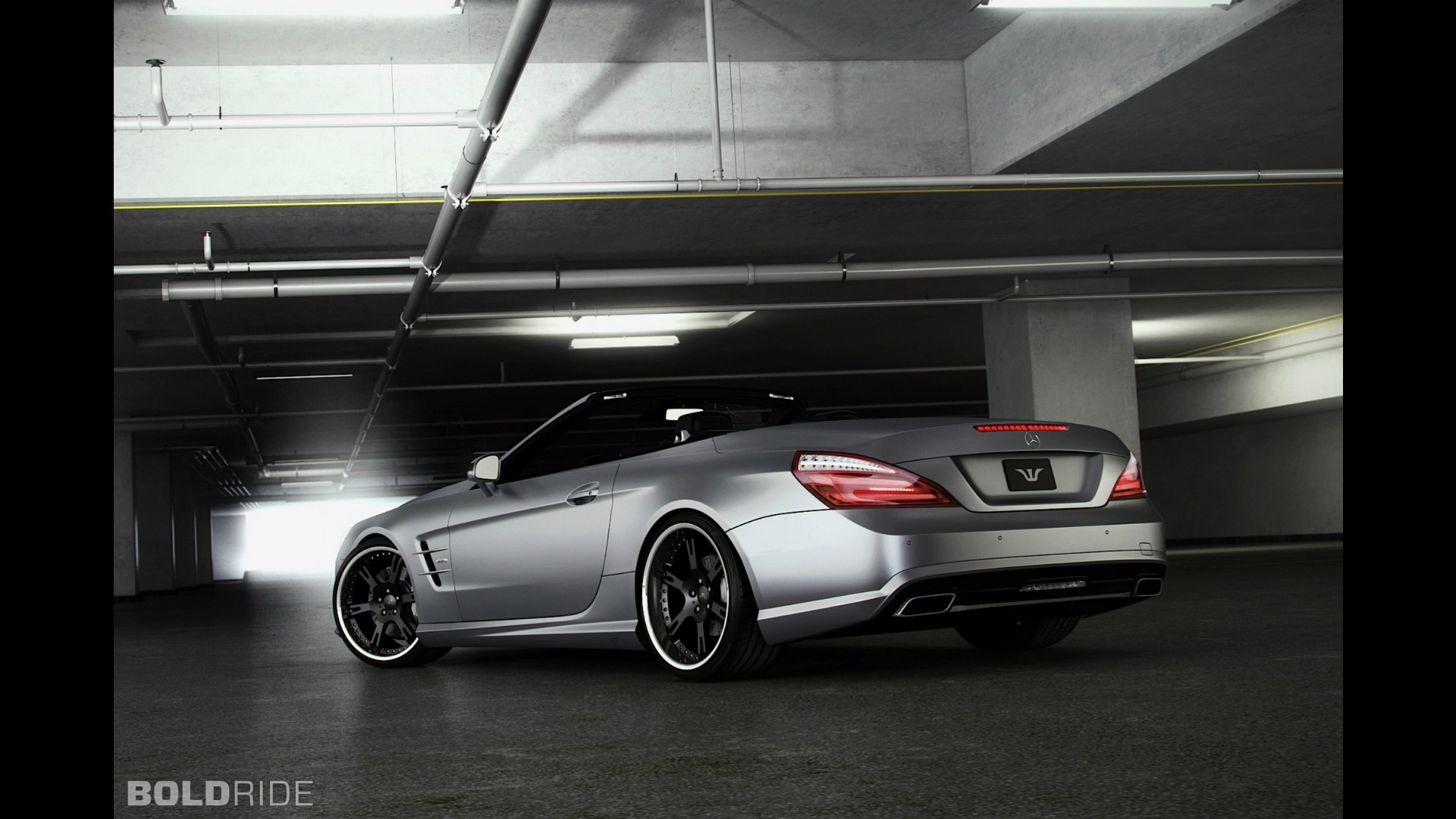 Wheelsandmore Mercedes-Benz SL500