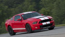 2013 Ford Shelby GT500 06.6.2012