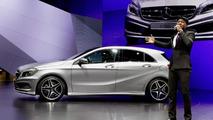 Mercedes-Benz adds third shift to A-Class factory to meet strong demand