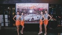McLaren 570GT launch event in Hong Kong