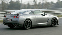 Nissan GT-R V-Spec Spotted in Germany