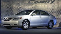 2007 Toyota Camry and Camry Hybrid World Premieres