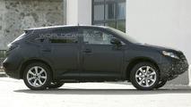 Lexus RX Prototype Spied