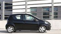 Toyota Aygo Black 18.03.2010