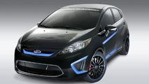 2011 Ford Fiesta by Steeda Autosports