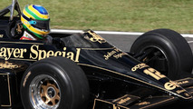 Lotus Racing to have black and gold livery in 2011
