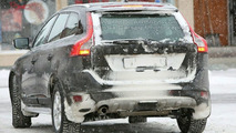 Volvo XC 60 Spied with Silver Two-Tone Body Components