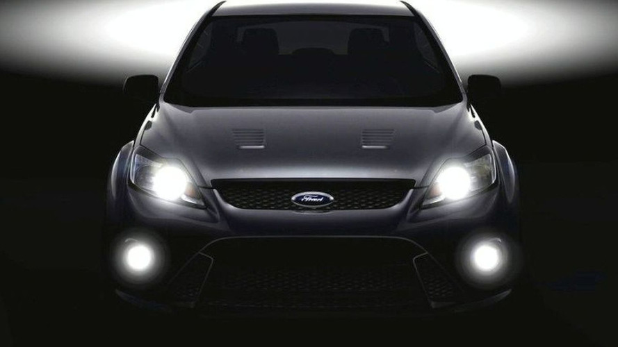 Ford Release Teaser Photo of New Focus RS
