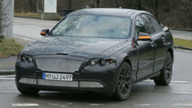 New BMW 5 Series spy photos in Munich