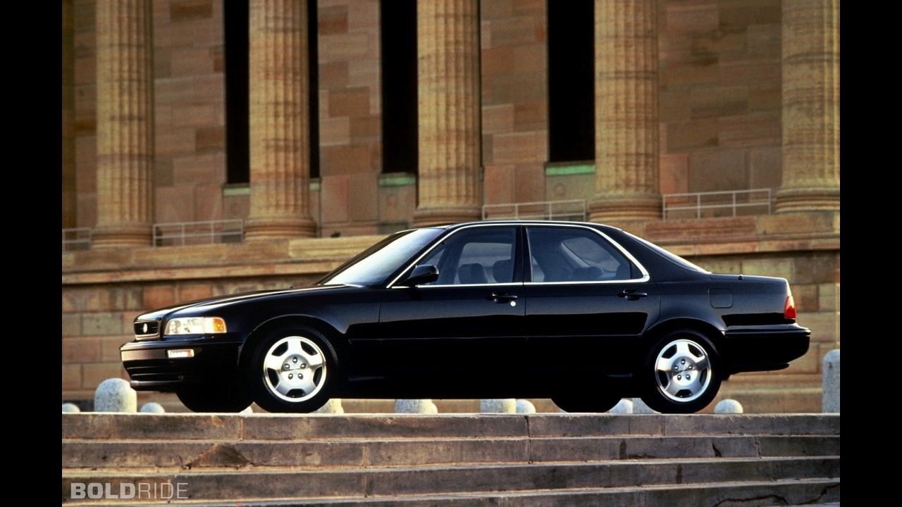 Acura Legend Sedan GS