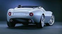 Jaguar F-Type Concept