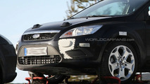 New Ford Focus Mule First Spy Photos