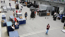 Teams close factories for compulsory shutdown