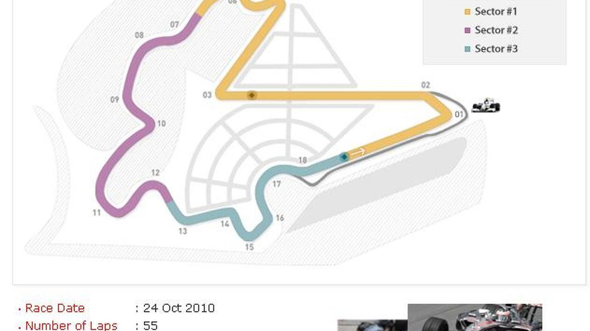 Ecclestone confident Korea will be ready for F1 race