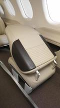Passanger comfort: foldable ergonomic seats, BMW Group DesignworksUSA, 20.04.2010