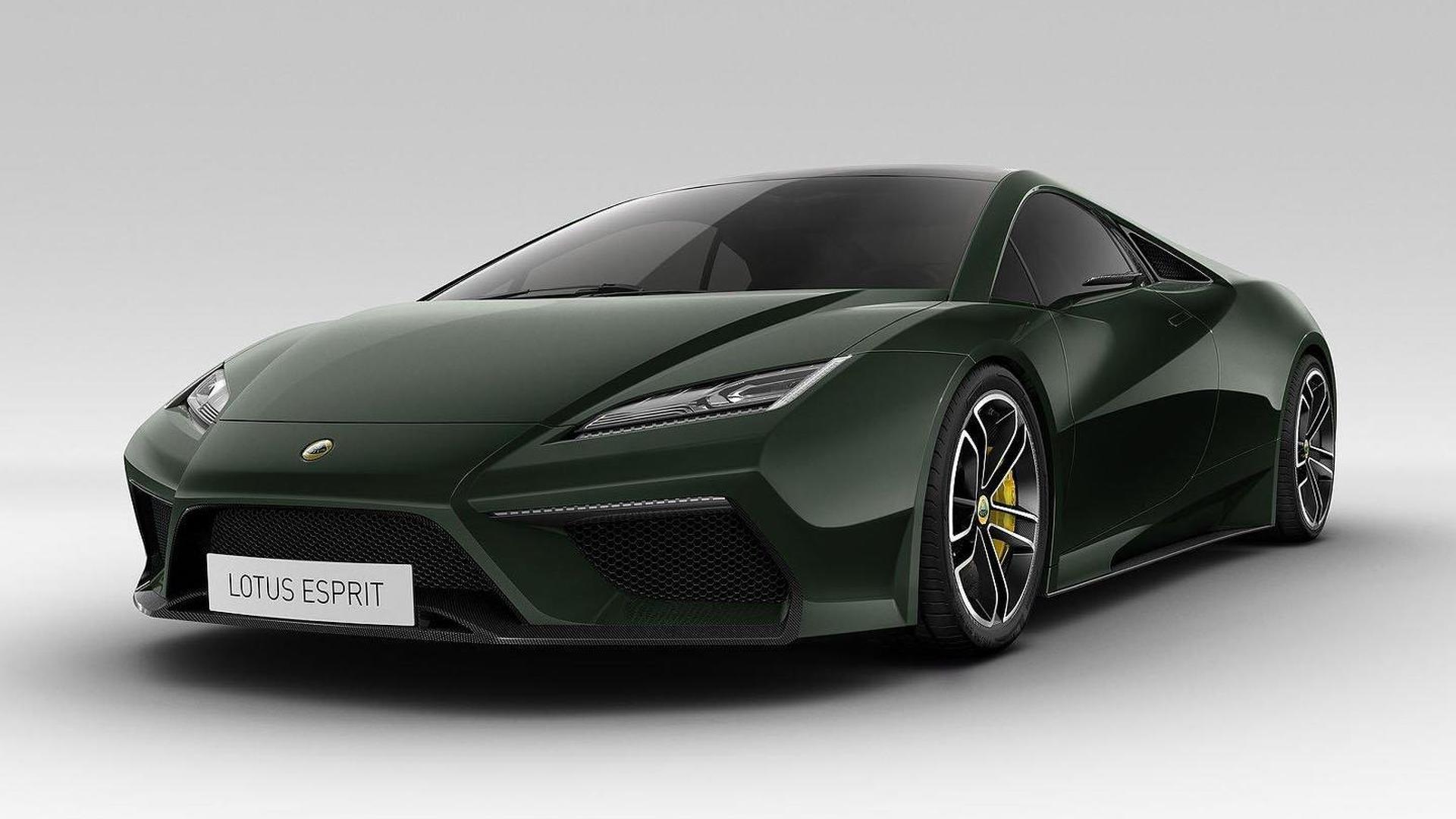 Lotus Esprit in limbo?