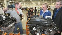 Chrysler Pentastar V6 engine production 22.03.2010