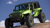 Mopar Immortal, 44th annual Easter Jeep Safari in Moab, Utah, 01.04.2010