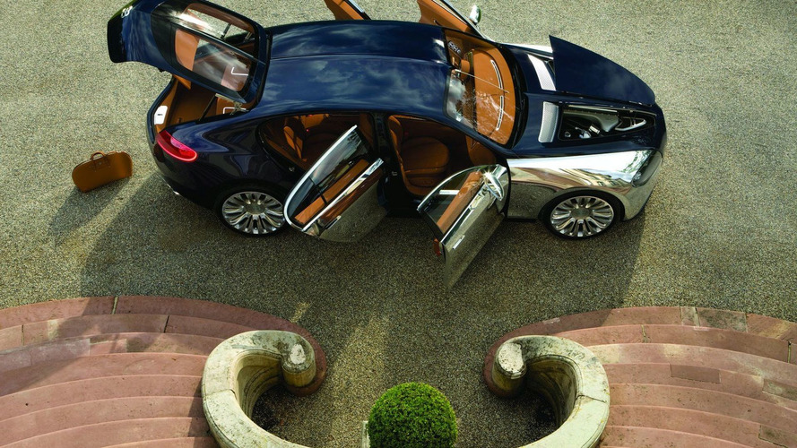 Bugatti Galibier headed for production as Royale revival - report