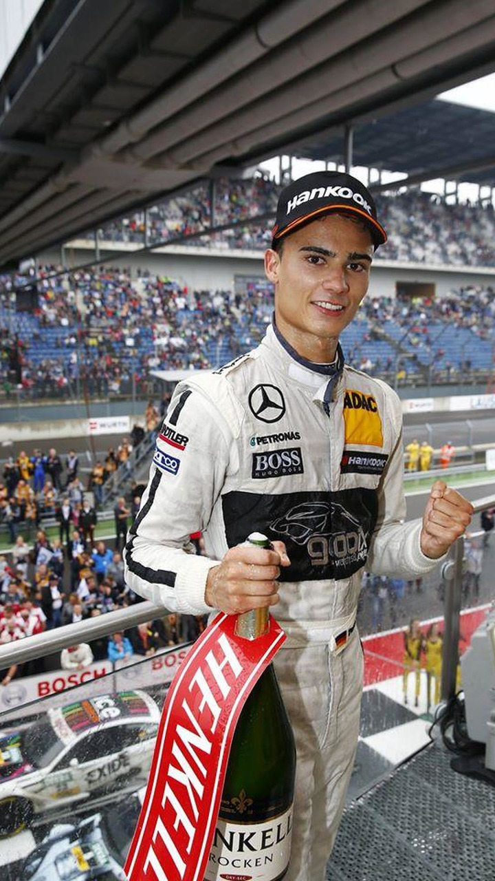 Pascal Wehrlein / Official Facebook page