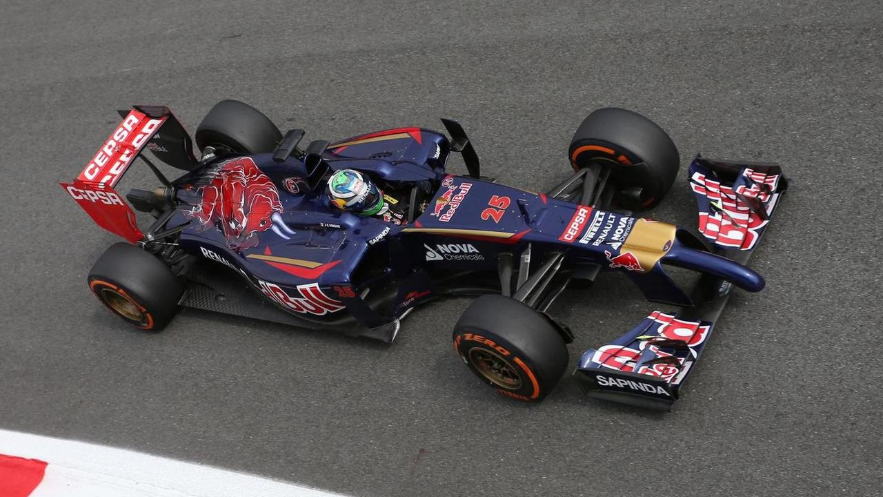 Jean-Eric Vergne (FRA), 05.09.2014, Italian Grand Prix, Monza / XPB