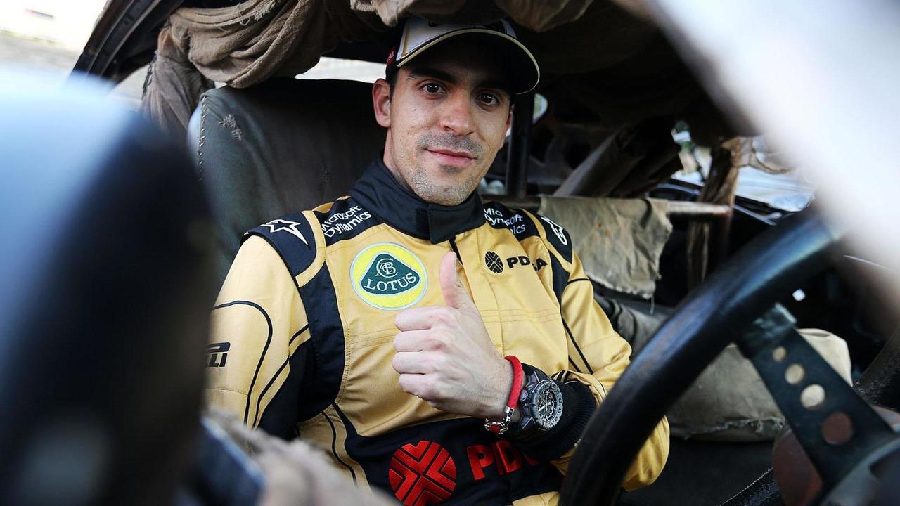 Lotus F1 Team Mad Max Hybrid