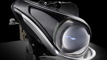Next-generation Mercedes LED headlights