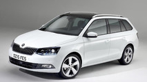 Skoda Fabia Combi pricing announced (UK)