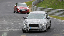 2015 Jaguar XE returns to Nurburgring