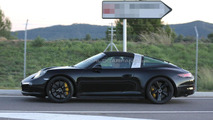 2016 Porsche 911 Targa facelift
