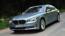 2013 BMW ActiveHybrid 7, 27.07.2012