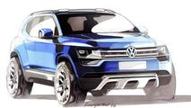 Volkswagen Taigun coming in 2016 - report