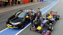 Renault Megane RS Red Bull Racing Rb7 limited edition 10.07.2012