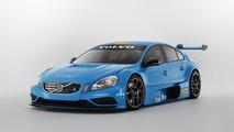 Volvo Polestar S60 touring car CGI promo [video]