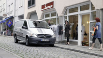 Mercedes-Benz Vito E-CELL clocks 400,000 miles from customers