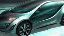 Mazda Kiyora Urban Concept To Debut in Paris