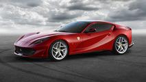 Nova Ferrari 812 Superfast alegra puristas com motor V12 aspirado de 800 cv