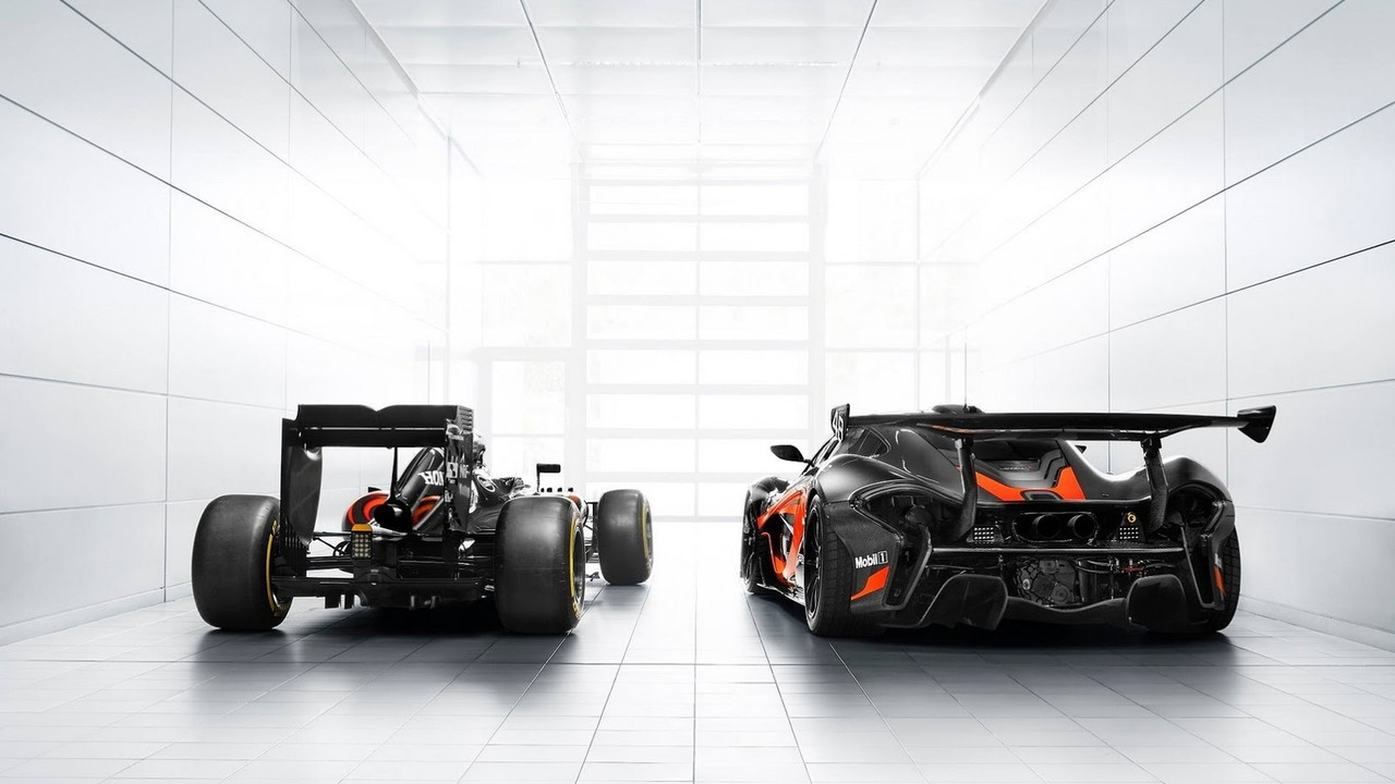 Mclaren P1 Orange >> McLaren P1 GTR F1 Livery Photo Gallery | Motor1.com Canada