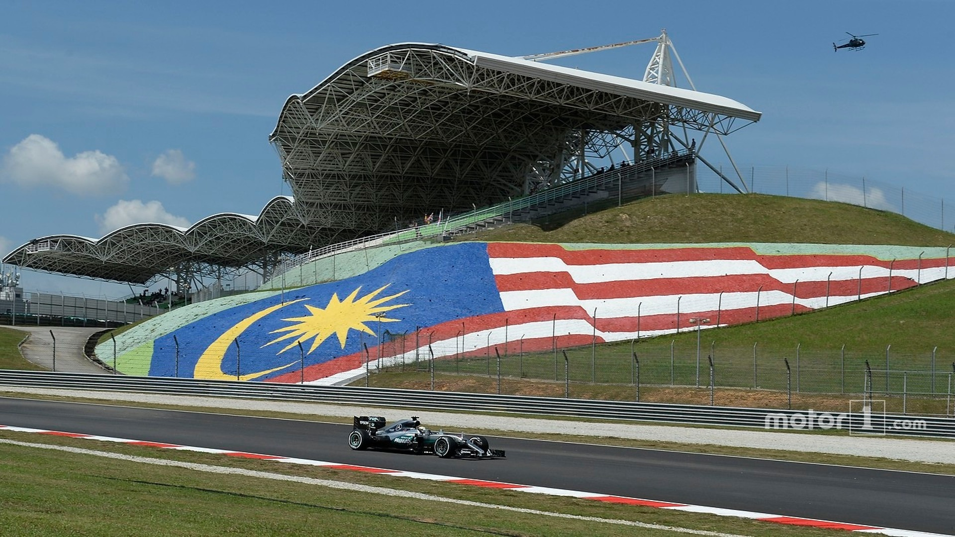 F1 Malaysian Grand Prix - Qualifying (Live Commentary)