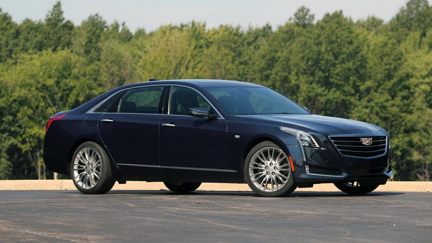 Review: 2016 Cadillac CT6 3.6