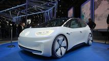 VW I.D. concept points to the future, boasts 326-mile EV range