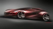 2018 Mazda 3 at LA Auto Show